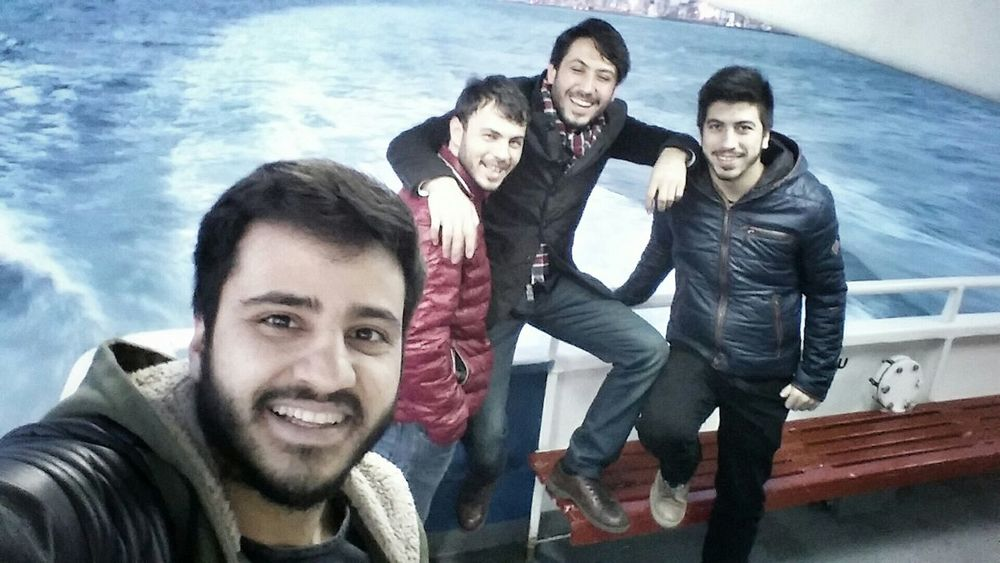 Traveling Friends Sea Selfie ✌ Selfie People