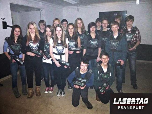 Aktionstag Lasertag Class