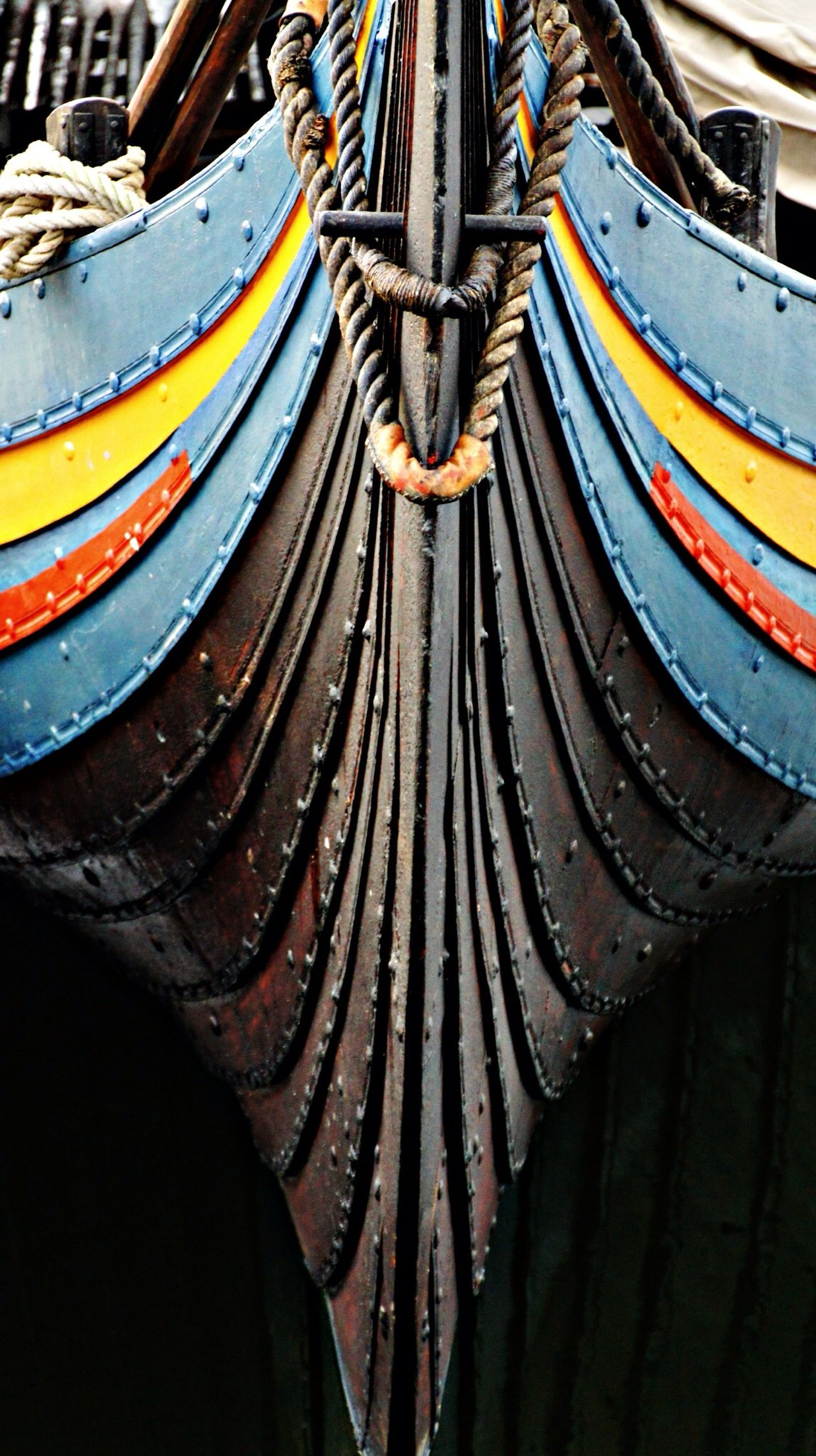 """Viking ship """"Sea Stallion"""" from Roskilde, Denmark Beautiful Museum Denmark Ships NEM Submissions Geometric Shapes Traveling Viking Visual Statements Getting In Shape"""