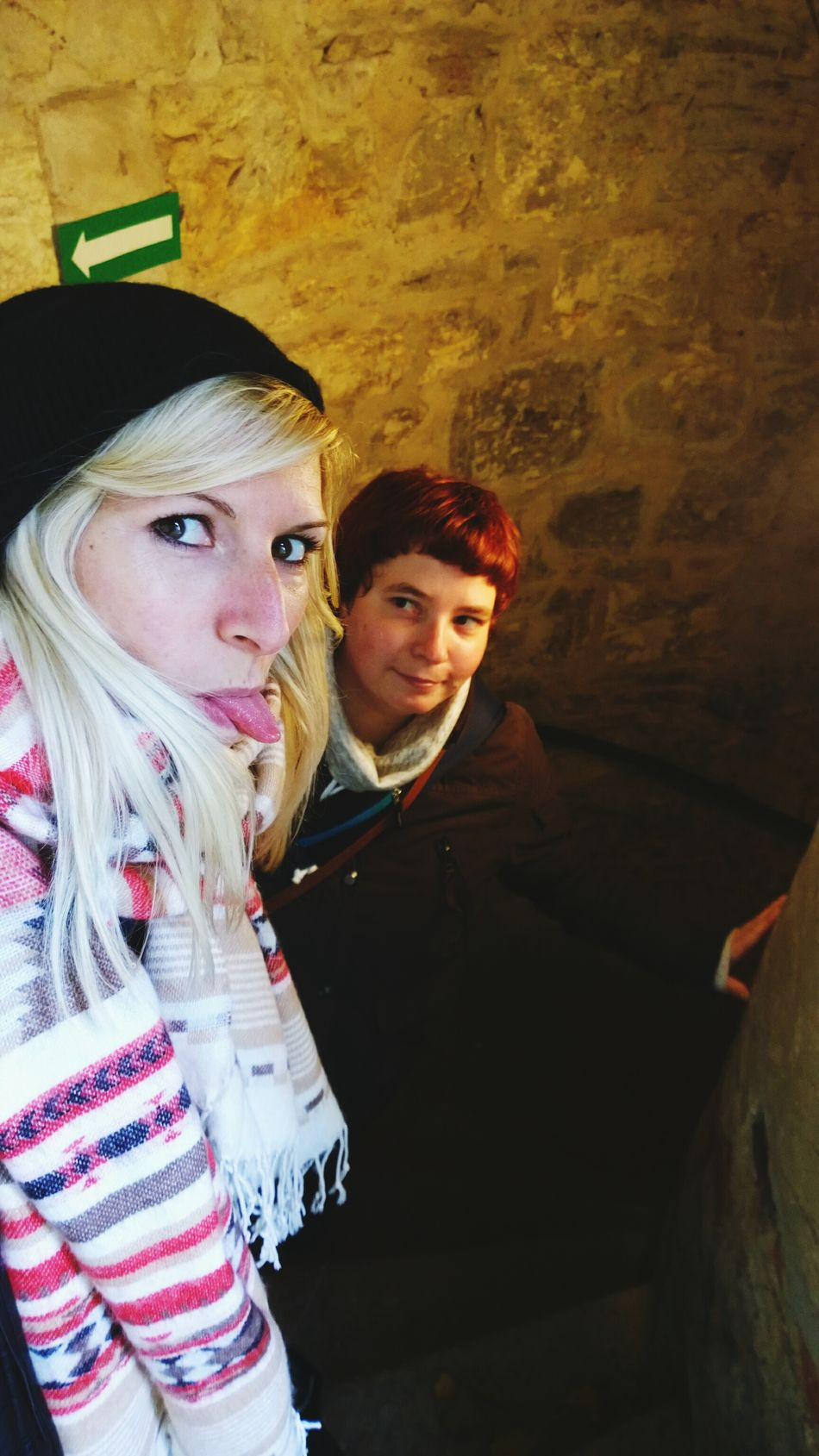I Love Prague Me And My Sister That's Me Cheese! Ilovemysister Taking Photos The Human Condition