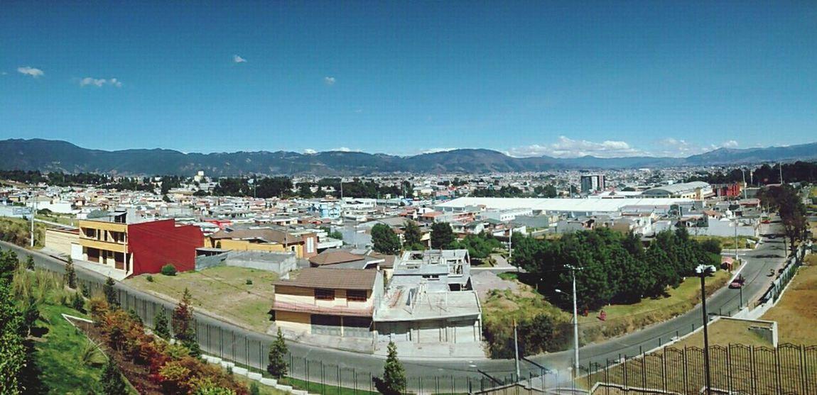 XELA Guatemala Quetzaltenango Landscape