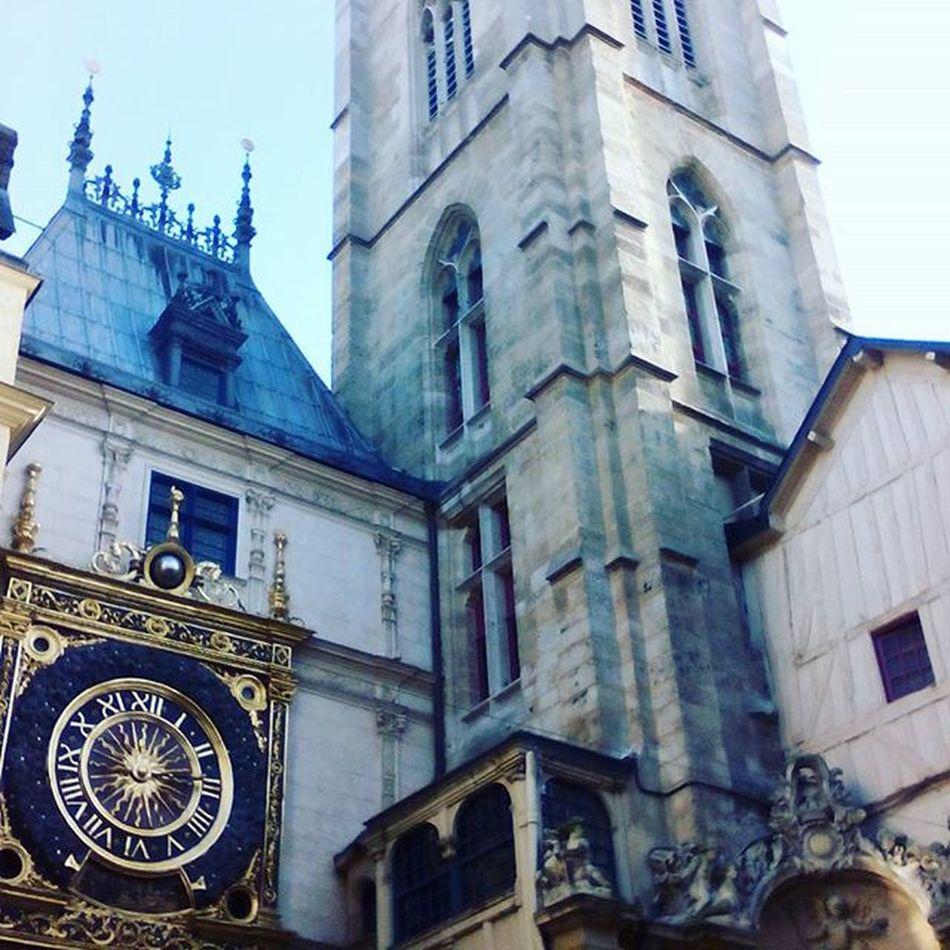 L'horloge Rouen Horloge Tour Tower Turm France Monument Normandie Normandy