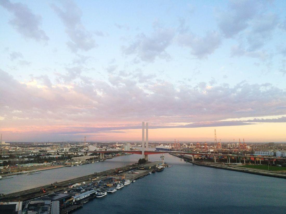 Enjoying The View Melbourne