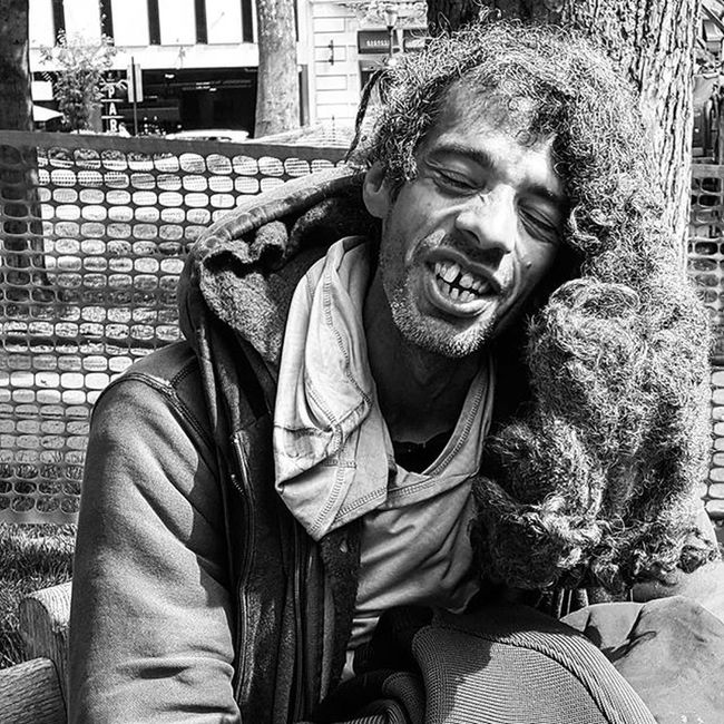 He knew so much about photography... Streetphotography Philadelphia InstaTags4Likes Philly People Photographer Rittenhousesquare Homeless Homelessness  Centercityphilly Centercity Worldofportraits