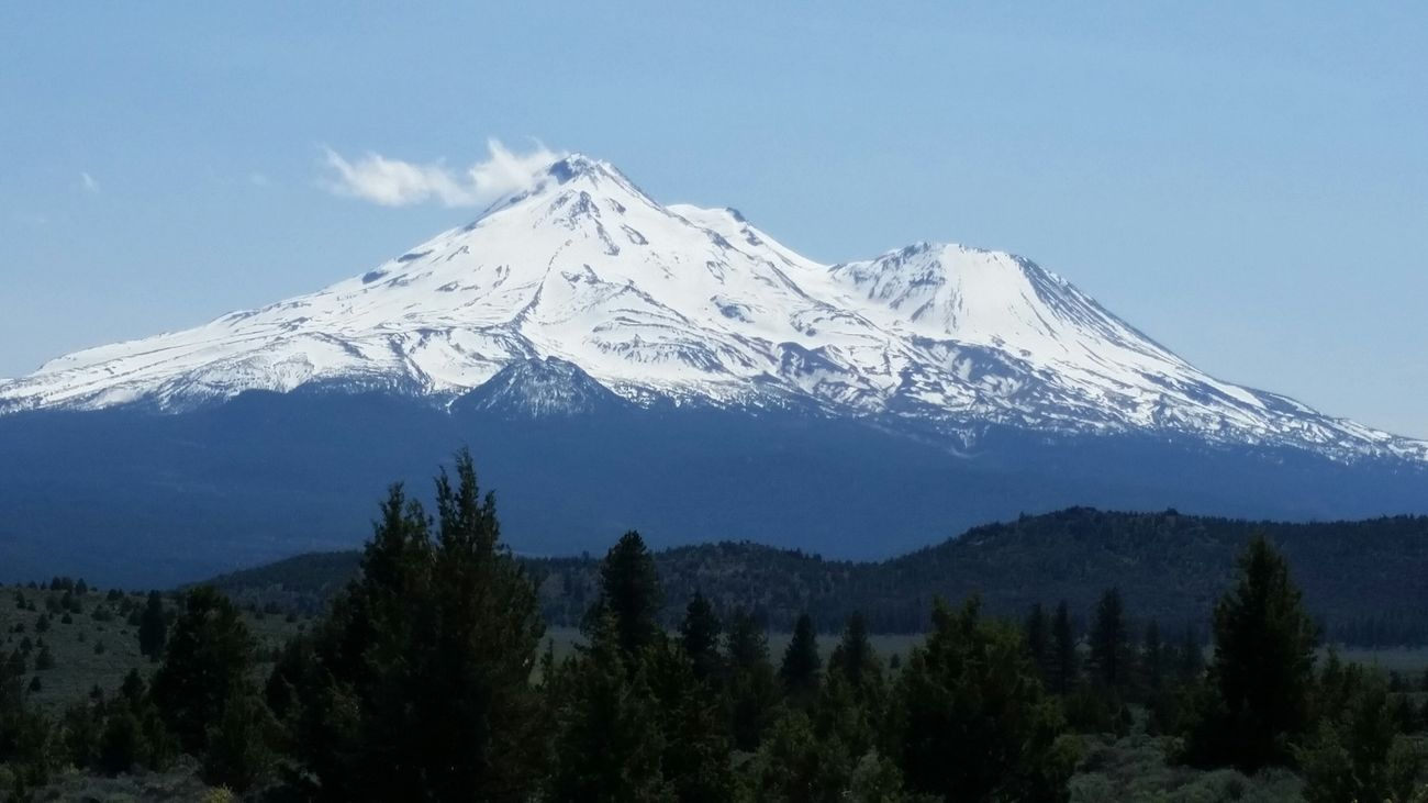 Mount Shasta The Great Outdoors Hiking