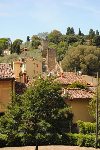Tuscany Tuscany Countryside Architecture Beauty In Nature Building Exterior Built Structure Countryside Florence Italy Nature No People Outdoors Plant Roof