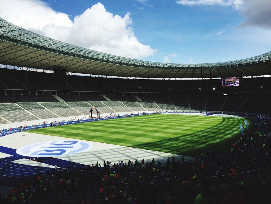 Olympiastadion Finisher Big25