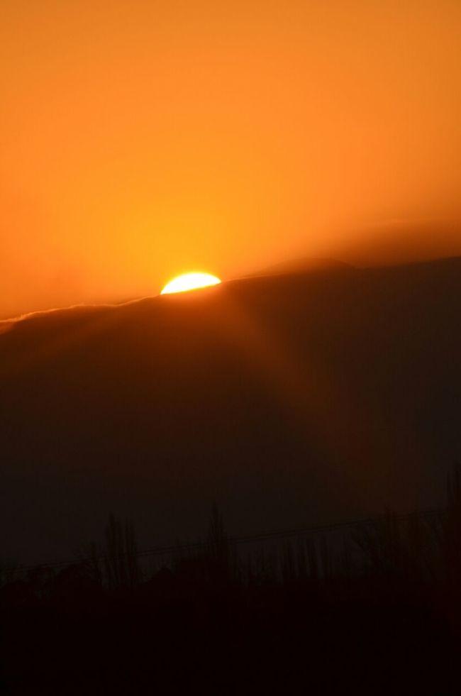CADA AMANECER NOS DA UNA NUEVA OPORTUNIDAD PARA SER FELIZ... Nature_collection Sunsetporn EyeEm Nature Lover Landscape_Collection