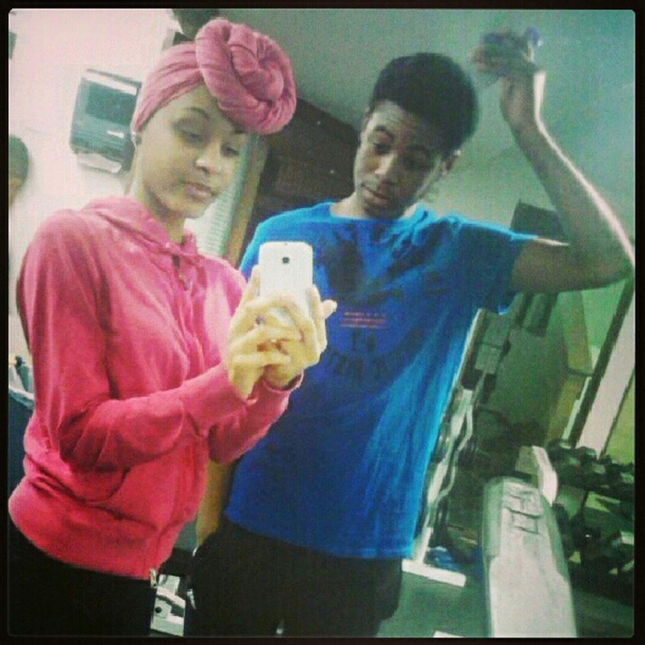 Me & Tyler <3
