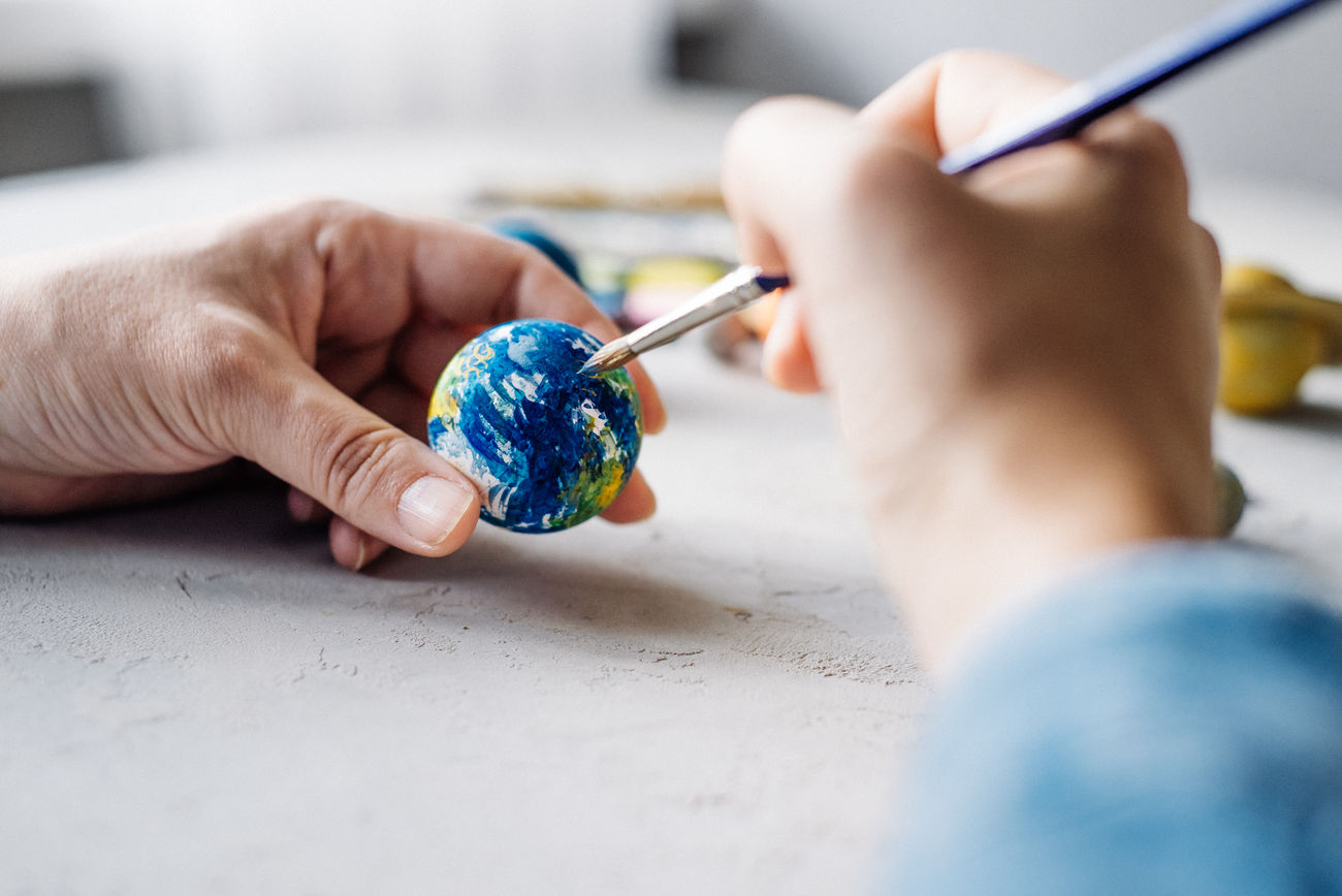 Beautiful stock photos of globe of earth,  Art,  Art And Craft,  Blue,  Close-Up