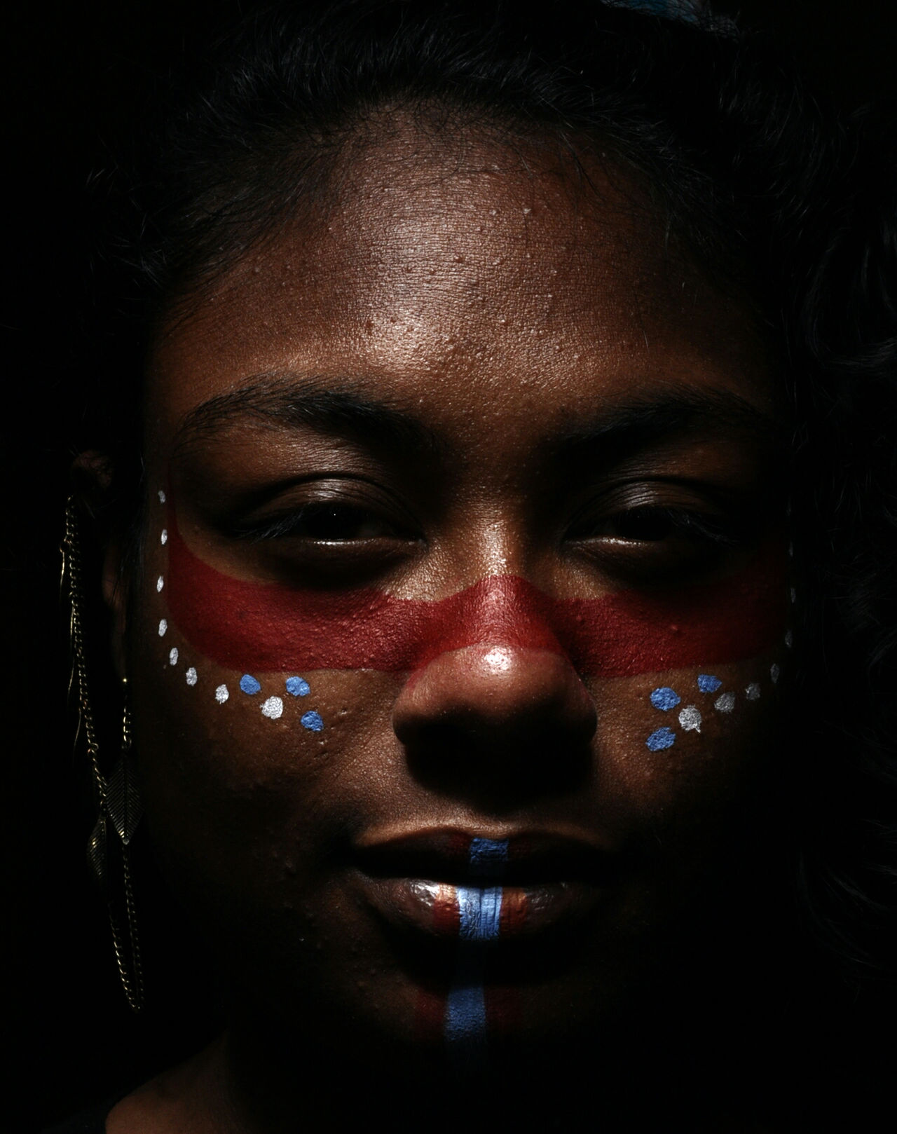 War Paint Culture Native Pride Nativeamerican