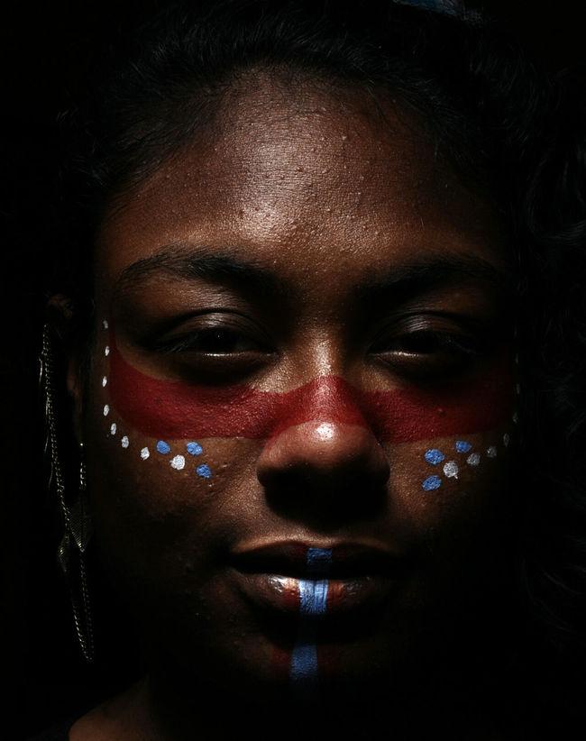 War Paint Culture Native Pride Nativeamerican