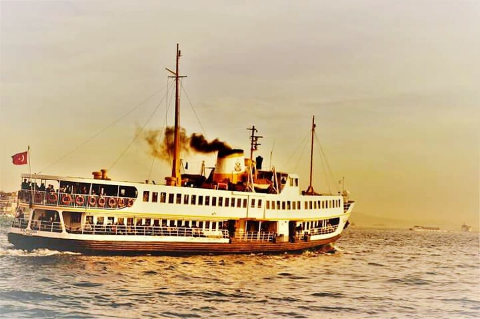 Travel Transportation Nautical Vessel Water Business Finance And Industry Outdoors City Sea Tall Ship No People Nature Beauty In Nature Day Sky