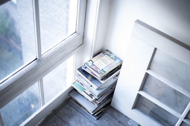 Books Floor Glass Home Interior Indoors  Josienvangeffen Photography Read