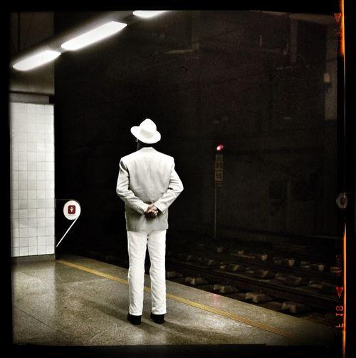Subway Street Photography Lifestyle Fashion