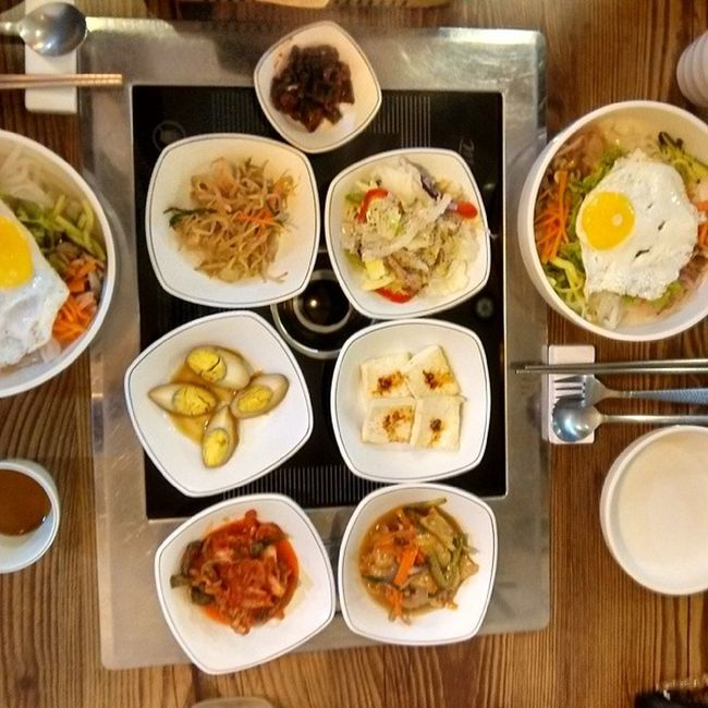 Reasonably healthy food. Korean Arirang Beef Bulgogi Bangalore IndiaTrail
