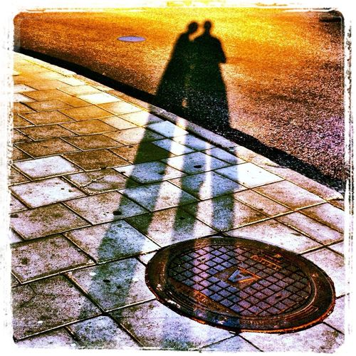 Streetphotography Shadow Since Iv'e Been Loving You