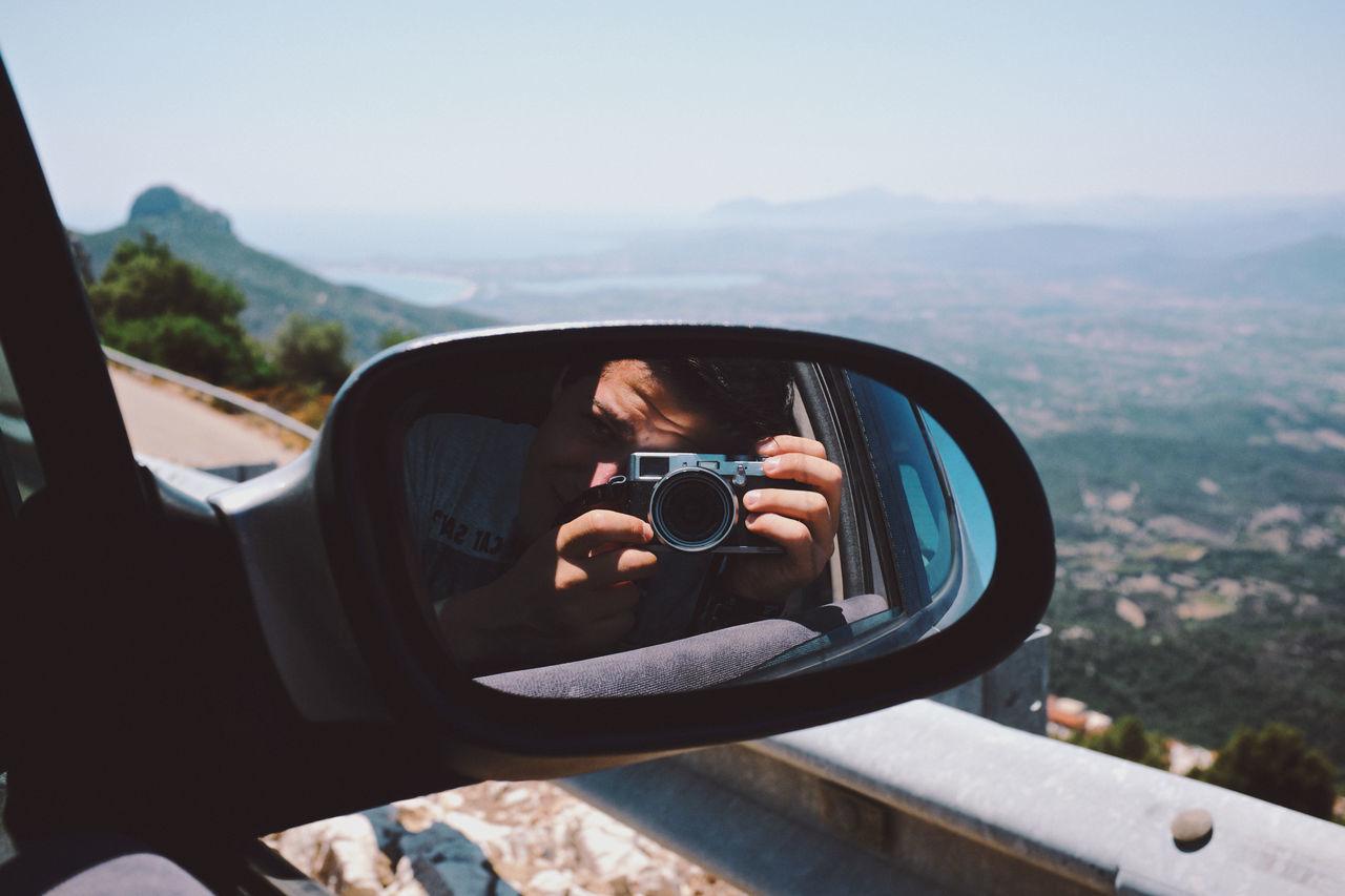 Beautiful stock photos of italy, Baunei, Beauty In Nature, Camera - Photographic Equipment, Car