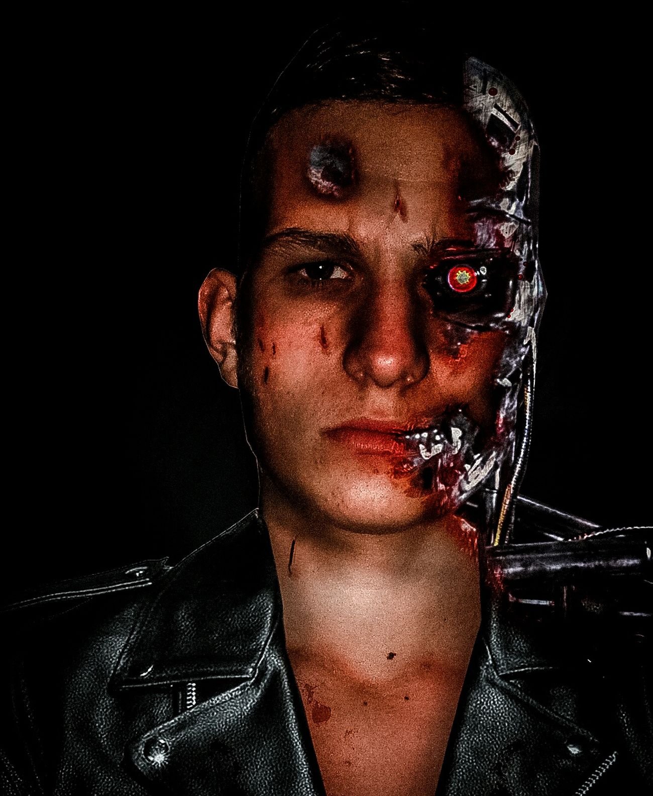 The Terminator Terminator Photoshop Epic Photo Manipulation First Eyeem Photo