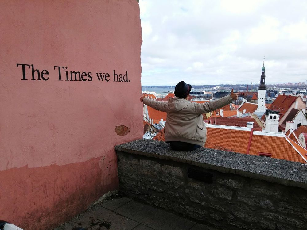 Freedom Tallinn Estonia Eurotrip Backpacker Travel Imstagram Freedom View Like4like Follow4follow