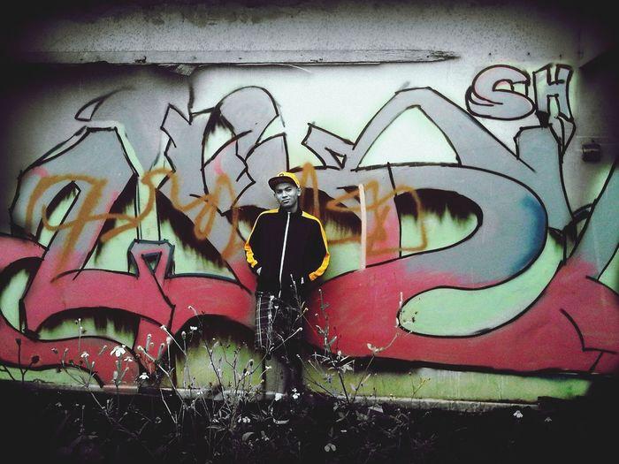 tbt Graffiti Paradise That's Me Amazing place!