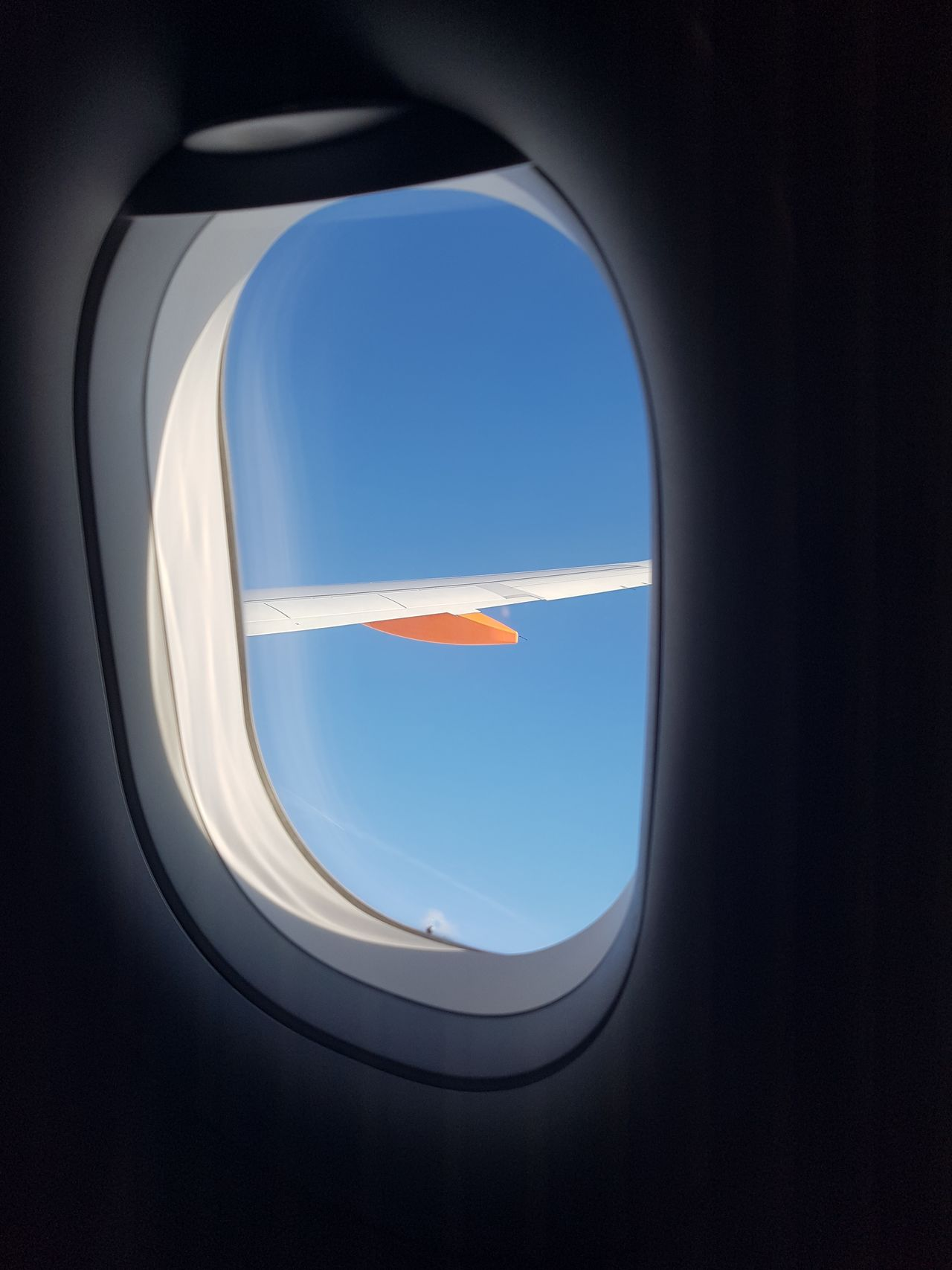 Airplane Journey Transportation Vehicle Interior Airplane Wing 1/1618 Sec Window Travel Indoors  Flying Air Vehicle Sky No People Nature Day via Fotofall
