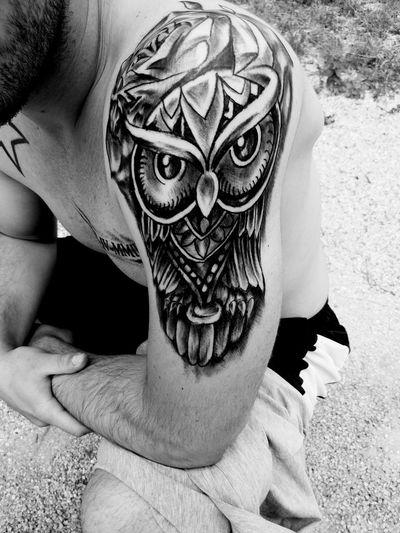 Human Body Part Adult Men People Outdoors Tattoo Tattoos Tattoomodels Bosnia And Herzegovina EyeEmNewHere