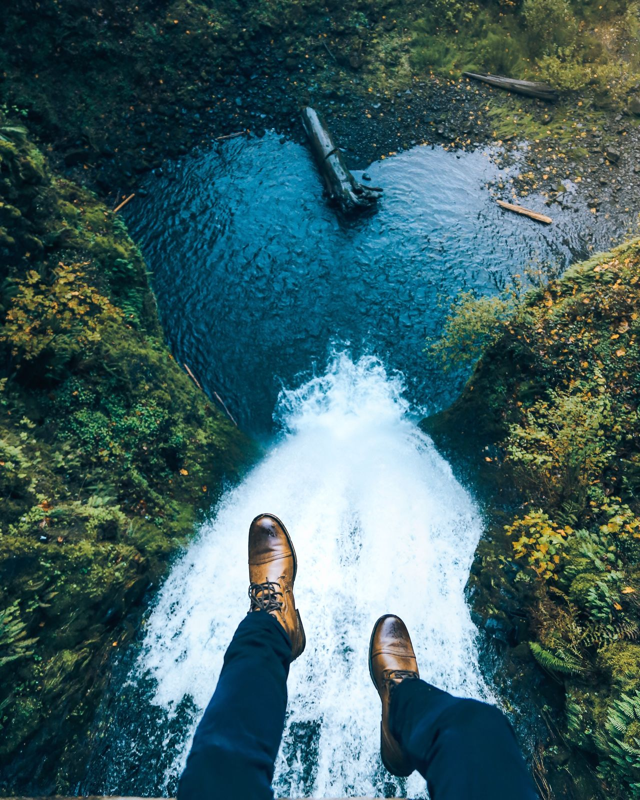 Live For The Story High Angle View Water One Person Real People Personal Perspective Human Leg Outdoors Low Section Day Men Nature Shoe Standing Leisure Activity Motion Lifestyles Human Body Part Beauty In Nature People