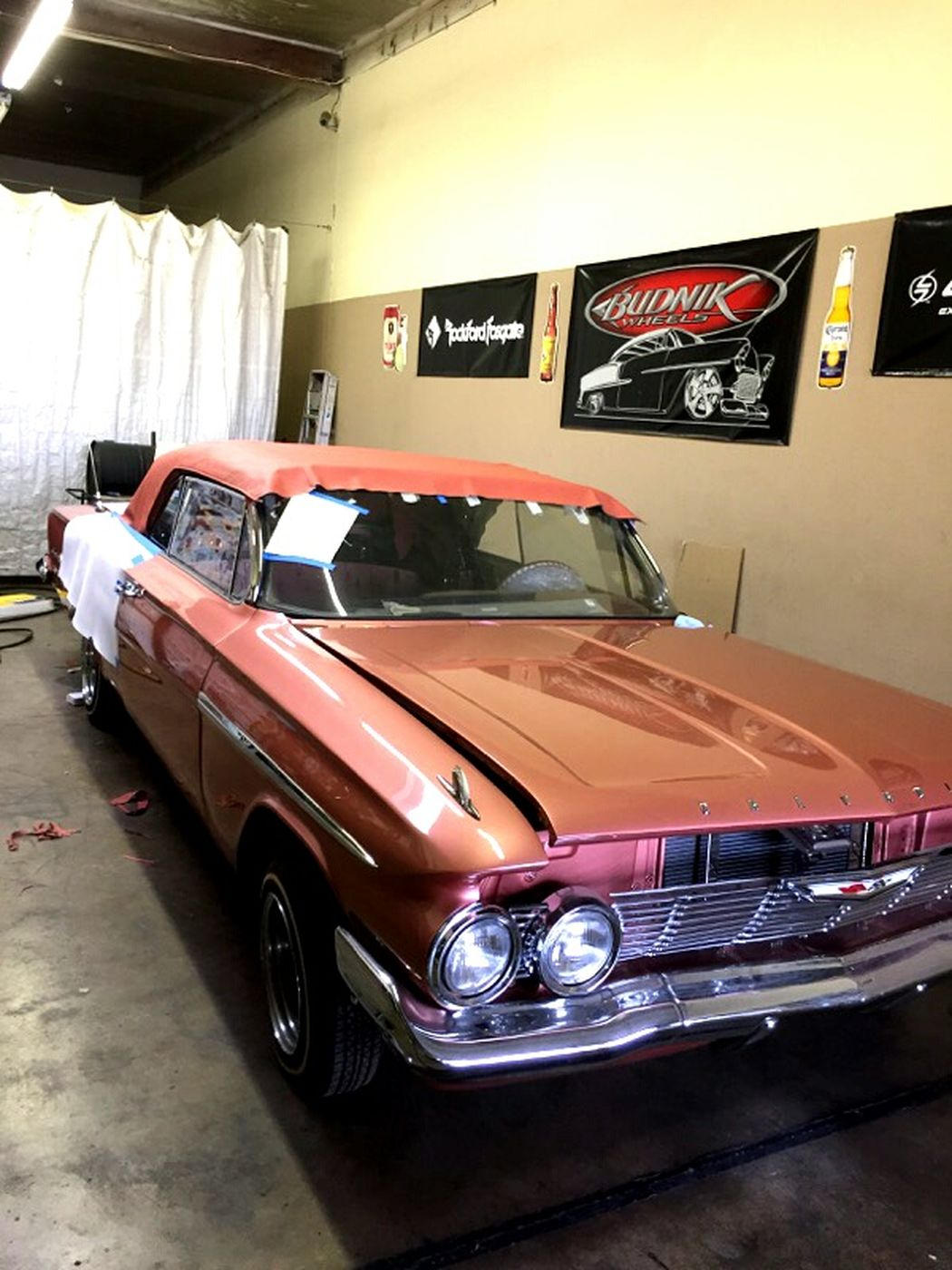 61impala almost complete Mecum Hello World Taking Photos Check This Out Photography