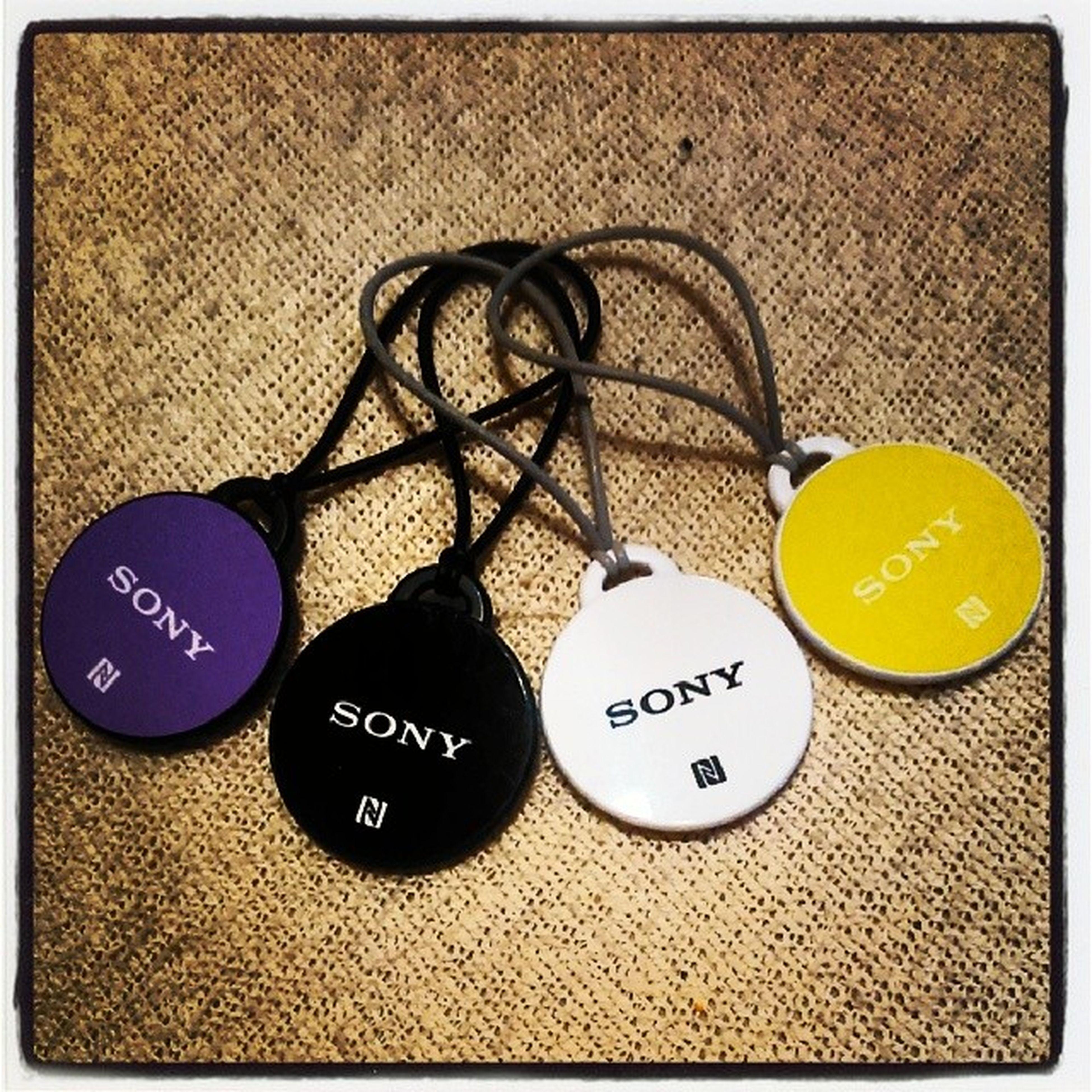My new toy... Sony xperia SmartTags NT3 :) Sony SmartTags XPERIA