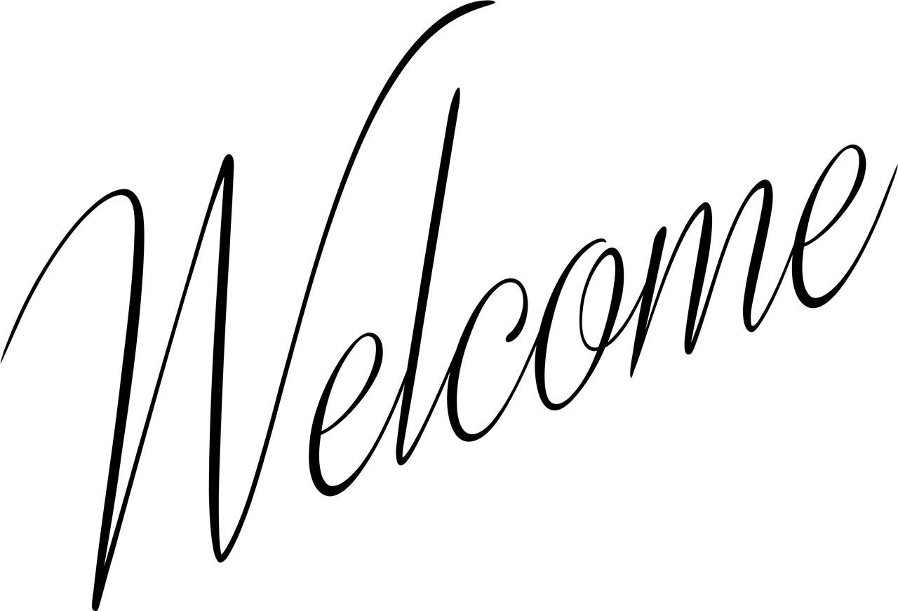 welcome text sign illustration on white bavkground Admiration Arts Culture And Entertainment Close-up Communication Endorsing Greeting Card  Gretings No People Paper Studio Shot Text Welcome White Background