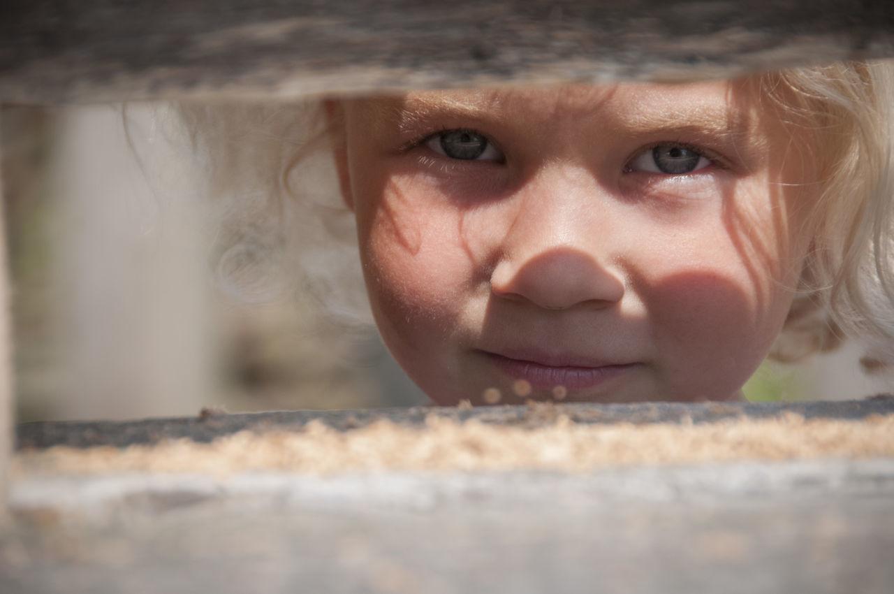 Beautiful stock photos of cute, Beautiful, Blue Eyes, Childhood, Children