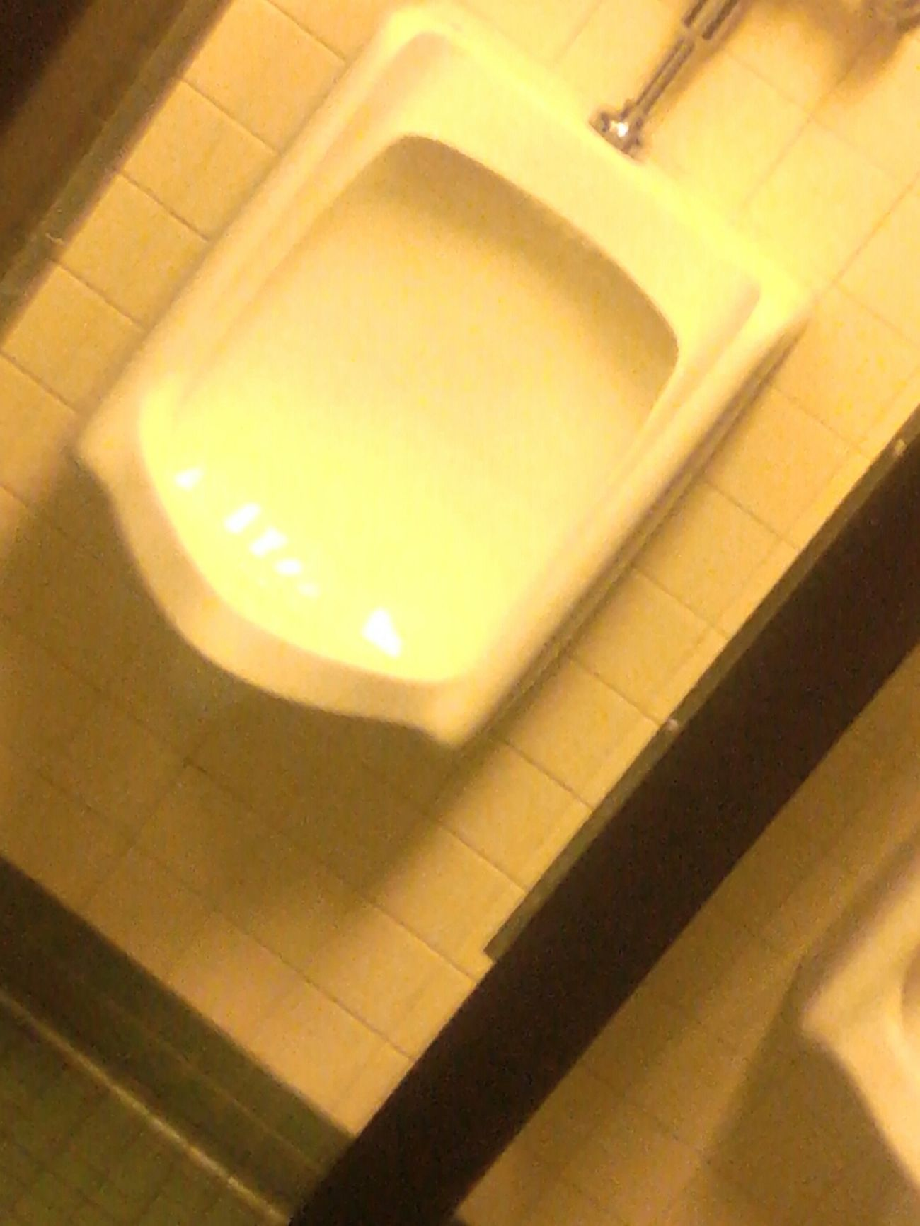 Hmmmm Yesterday Et Track Practice Changn N Da Boiis Bathroom