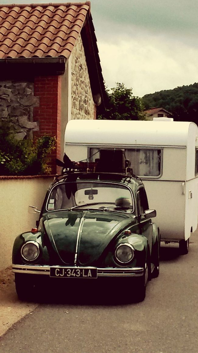 Car Retro Holidays