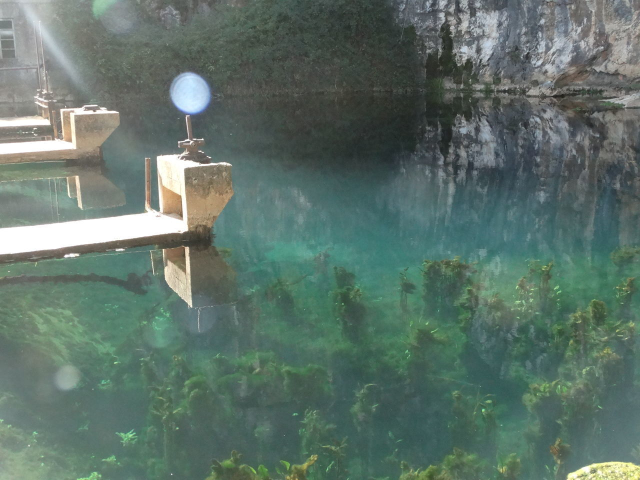 Day Diving Platform Lake Nature No People Outdoors Reflection Swimming Pool Tranquility Tree Water