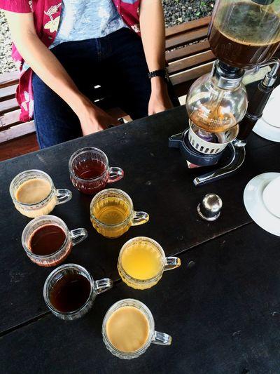 Luwak coffee Liquid Lunch
