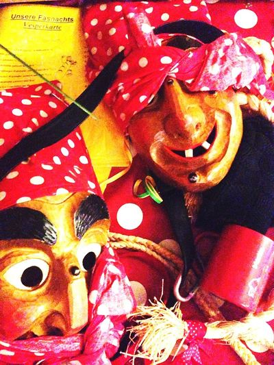 Fasent Fastnacht Schwarzwald Indoors  No People Tradition Celebration Close-up Multi Colored Day