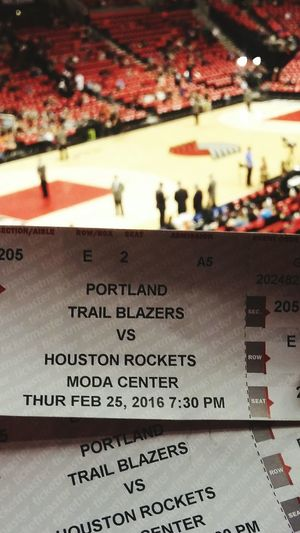 Go Blazers Portland, OR NBA Playoffs Cheese! Enjoying Life