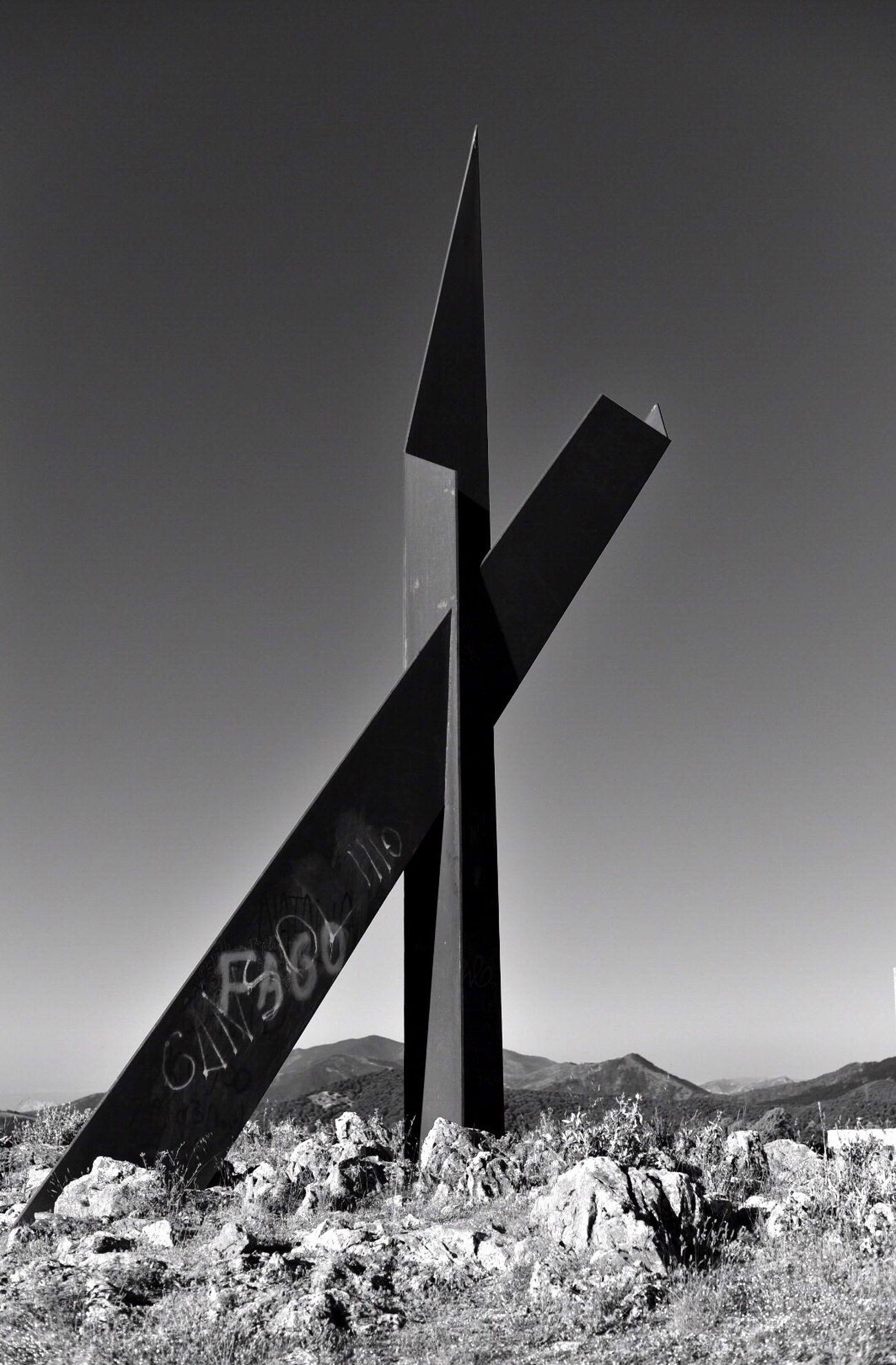 Huge Spanish Civil War Memorial Sunday Morning Memorial War War Memorial Andalucía SPAIN Sunday EyeEm Gallery Eyemphotography Blackandwhite