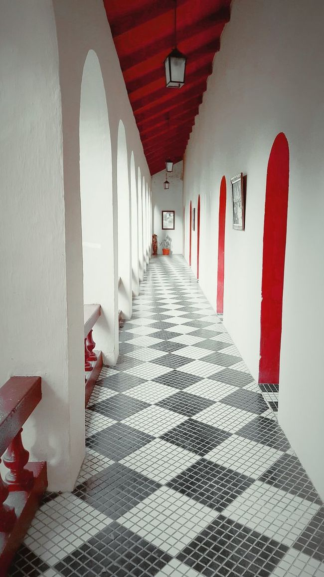 The color hall Architecture Haiti Cap Haitien