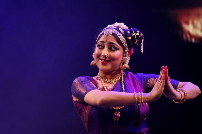 Bharatanatyam Indian Classical Dance Dance Performance Expression
