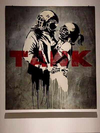 Banksy 's art