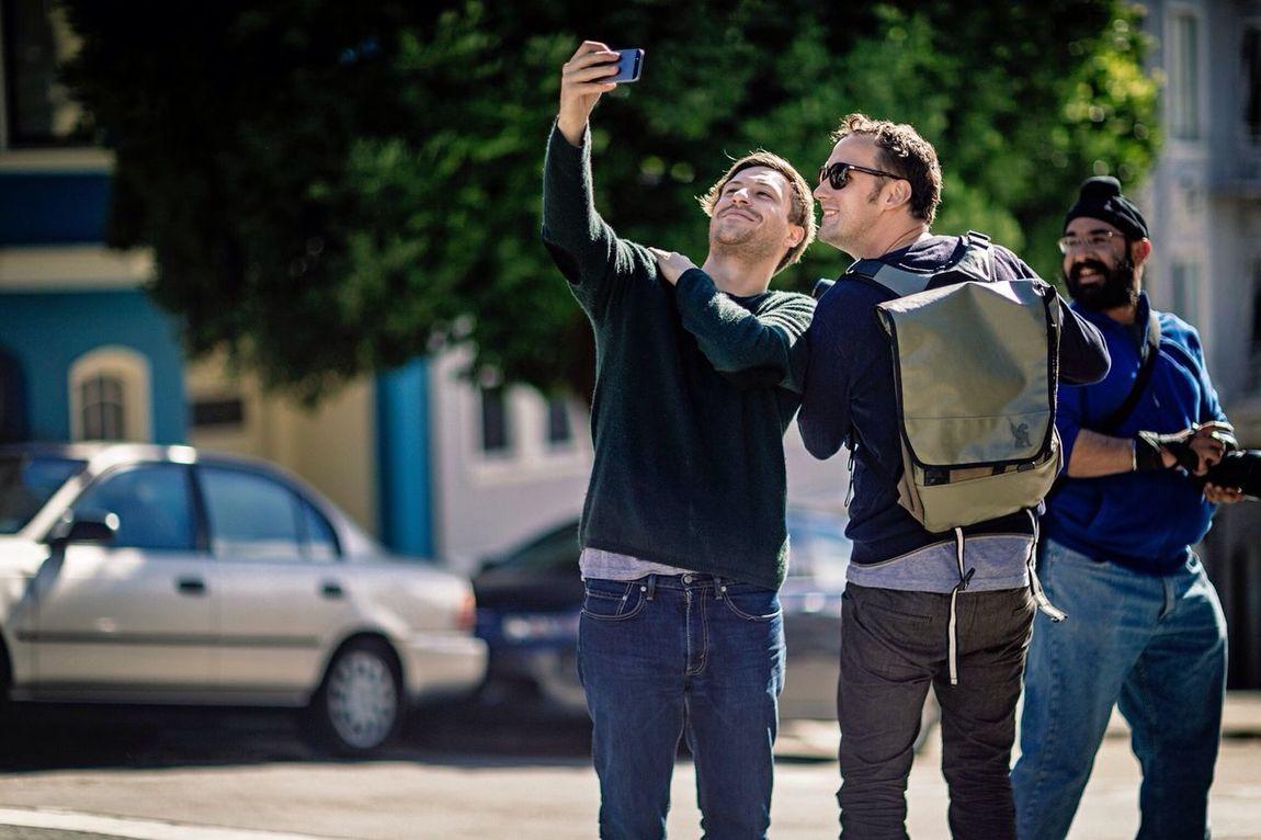 Selfie EyeEm Adventure SF Photowalk