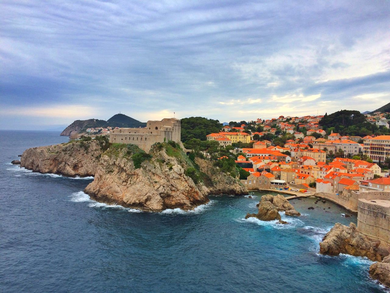 Dubrovnik Croatia UNESCO World Heritage Site Travel Photography The Week On EyeEm Fort St Lawrence