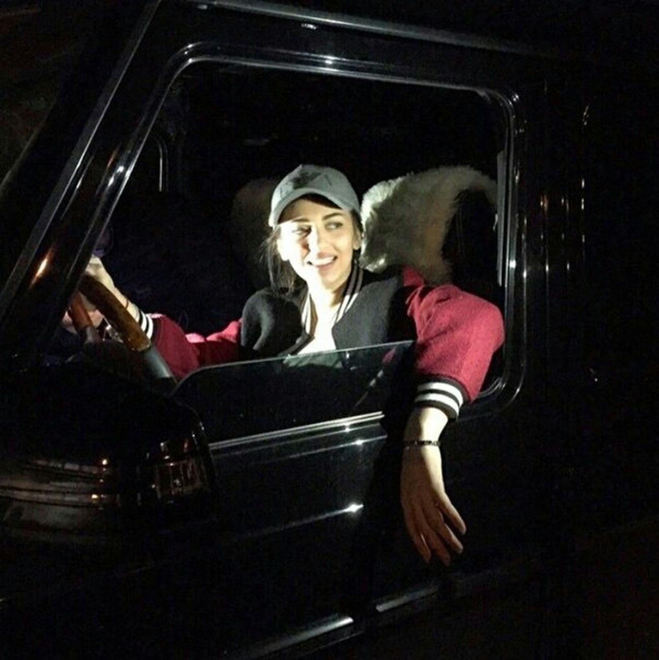 Car Carselfie Car Ride  Girl Cool Supercar Gelendvagen Fun Beauty Hat