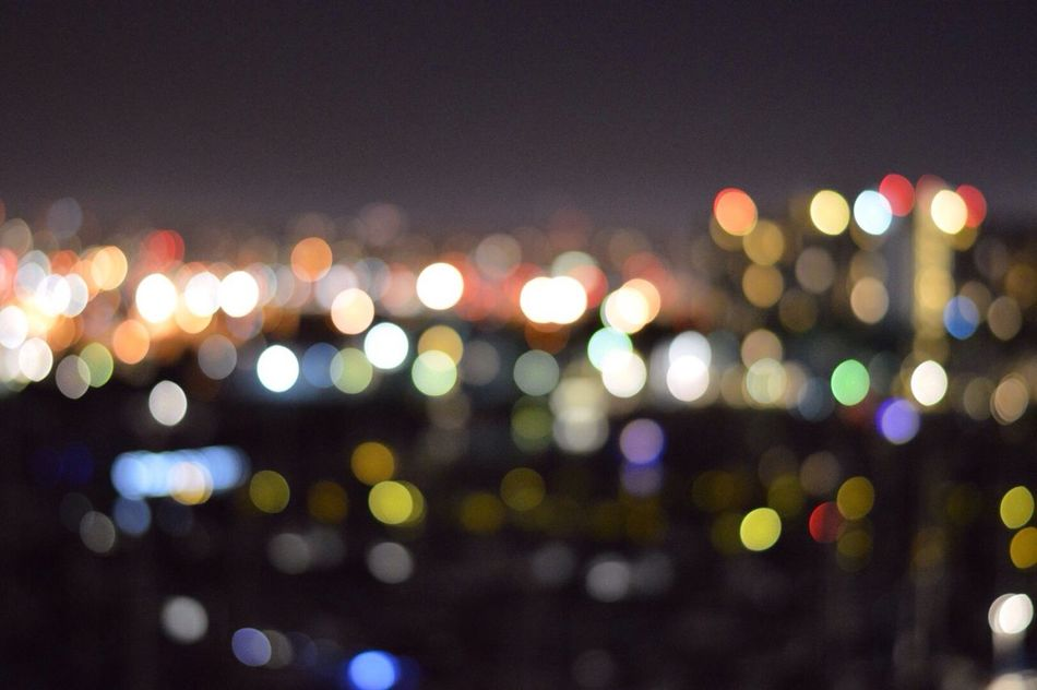 City lights EyeEm Best Shots Eye4photography  Hello World Sandiego Beautiful The Purist (no Edit, No Filter) Bokeh Bokehlicious Nikon