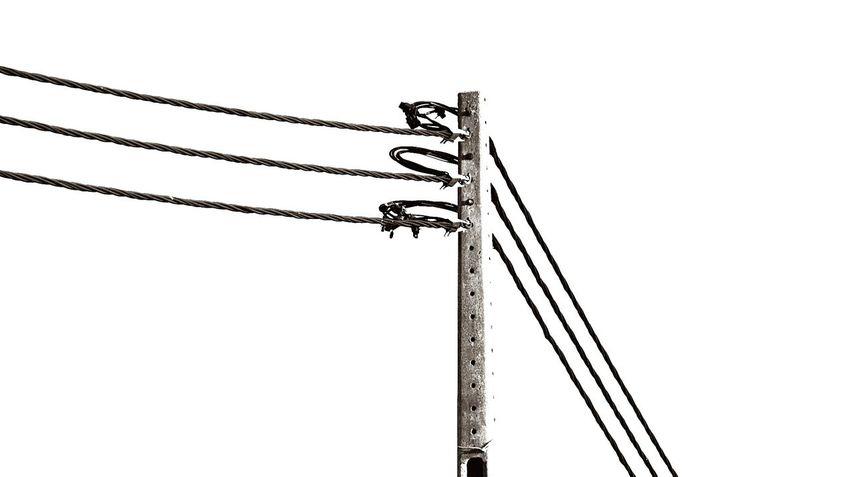 Electric Lines... Electricline Electric Electricity  Electric Lines Taking Photo Blackandwhite Photography Black And White Takingphotos Electric Wire