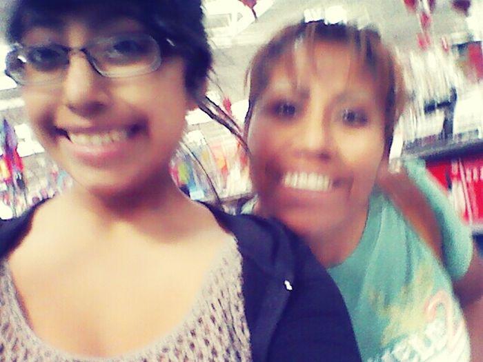 Me & My Madreee<3