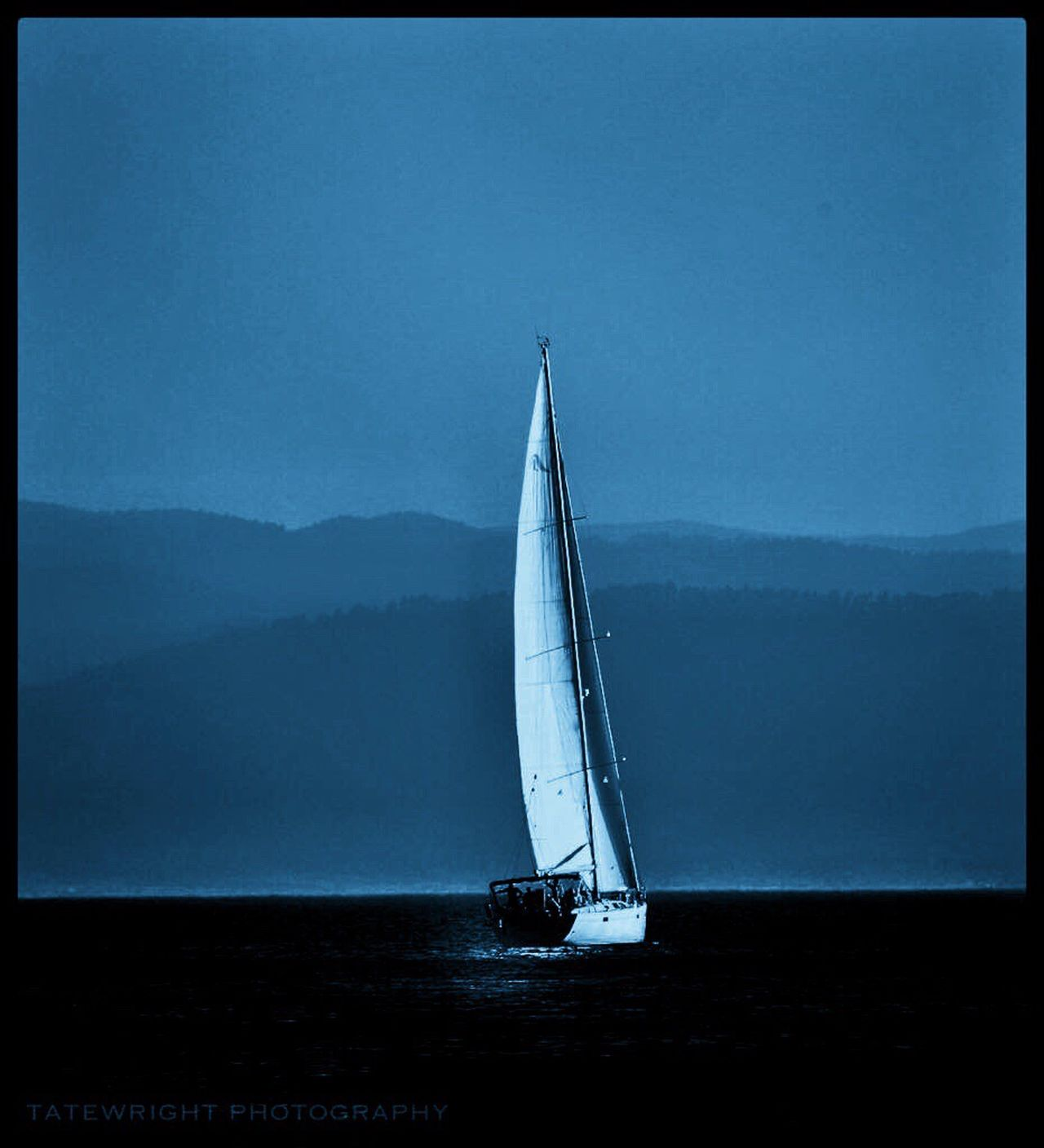 Sailing Boat Sailaway,sailaway Mountain Blue Sky Water Nautical Vessel Canvas Transportation Mountain Range Outdoors Clear Sky Scenics Nature Sea Tranquil Scene Vacations Landscape Sailing Day No People Beauty In Nature