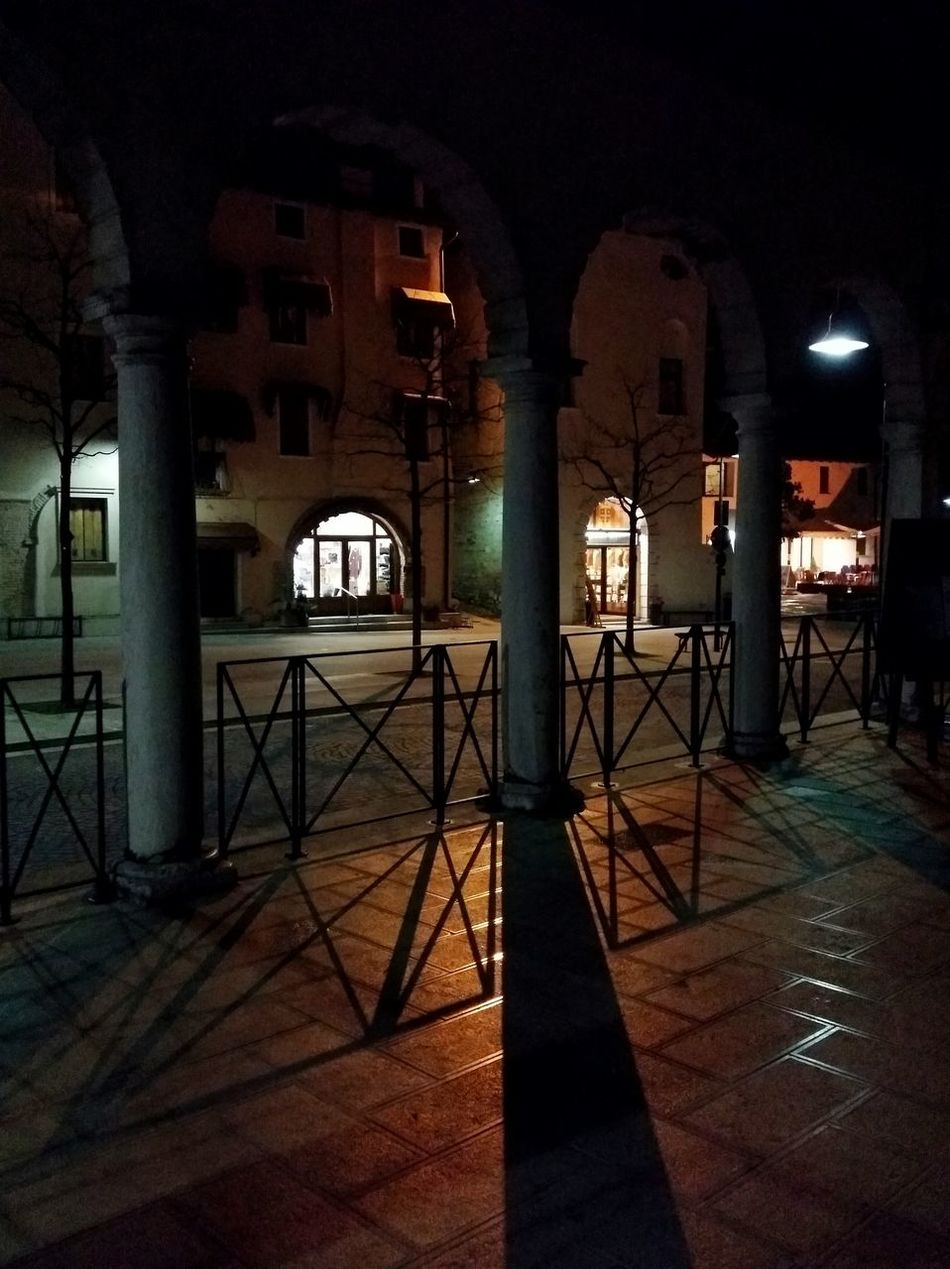 Learn & Shoot: After Dark Nice Views Just Around Home Porcia Italy Travel Traveling Travel Photography Night Photography Night Lights Night Reflections Night Shades Night Textures Mobile Photography Art Fineart Mobile Editing Handheld Smartphone No Tripod